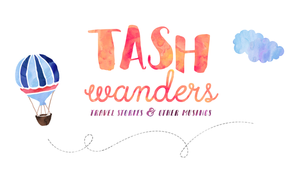 Tash Wanders: A Travel and Lifestyle Blog
