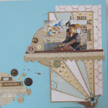 I was featured at Ideas For Scrapbookers