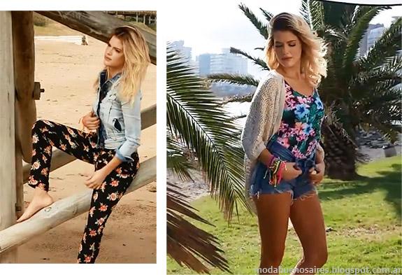 AF Jeans tendencias primavera verano 2015.