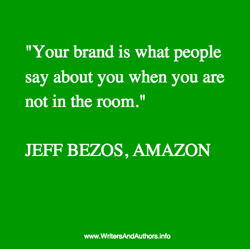 Author Branding: What It Is and How To Create It, www.writersandauthors.info
