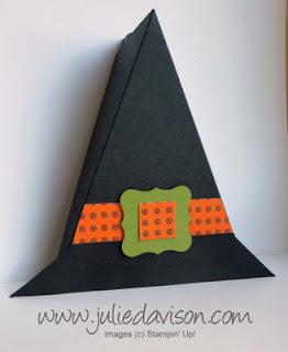 http://juliedavison.blogspot.com/2013/10/video-halloween-witch-hat-treat-box.html