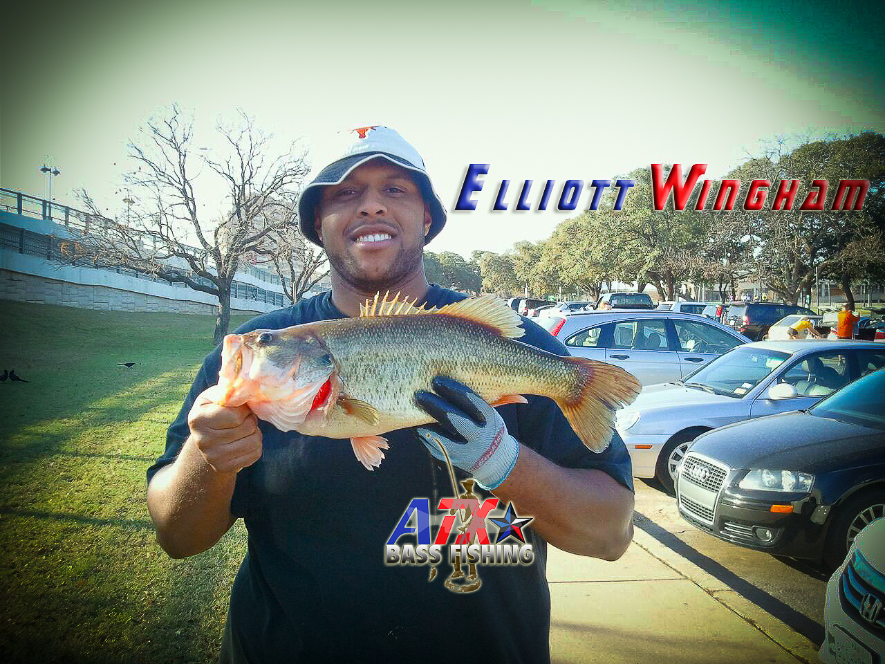 Austin texas bass fishing first time fishing lady bird lake for Austin bass fishing
