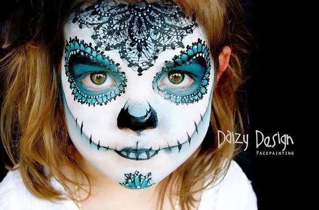 Artist Transforms Children's Faces Into Fantasy Creatures-
