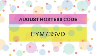 USE AUGUST HOST CODE