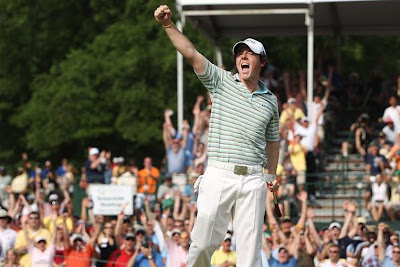 Rory McIlroy's career in Pictures