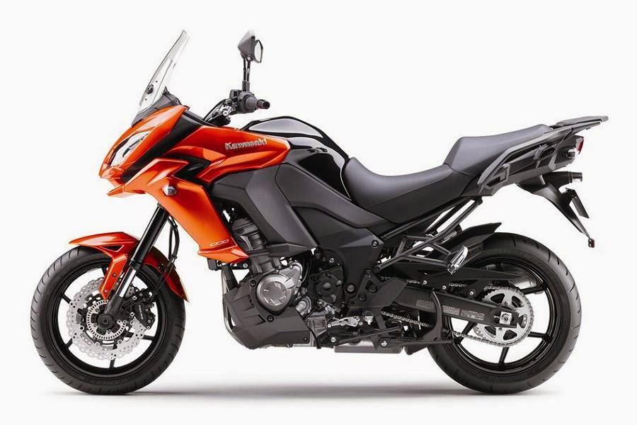 Kawasaki Versys 1000 (2015) Side 2