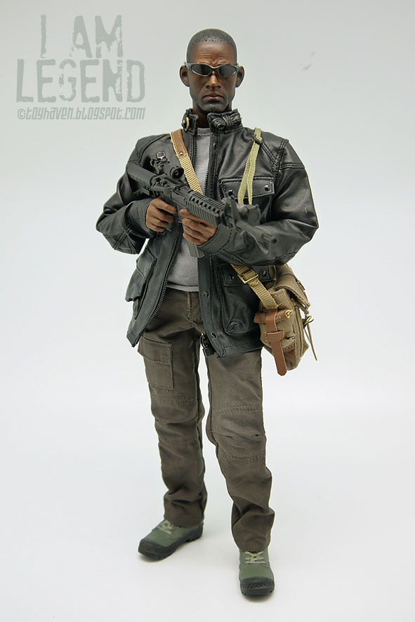 """Review MC Toys 1/6 scale Trialmaster Leather Jacket suit for """"I am ..."""