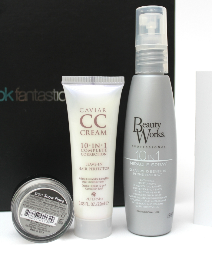 look fantastic august beauty box review: one little vice beauty blog