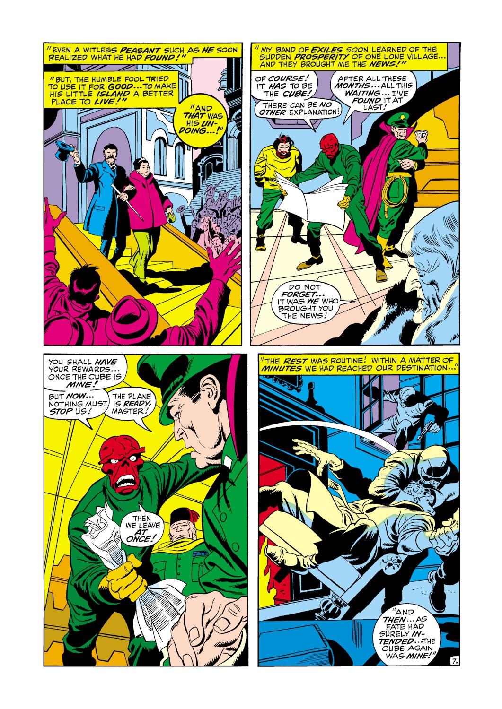 Captain America (1968) Issue #115 #29 - English 8