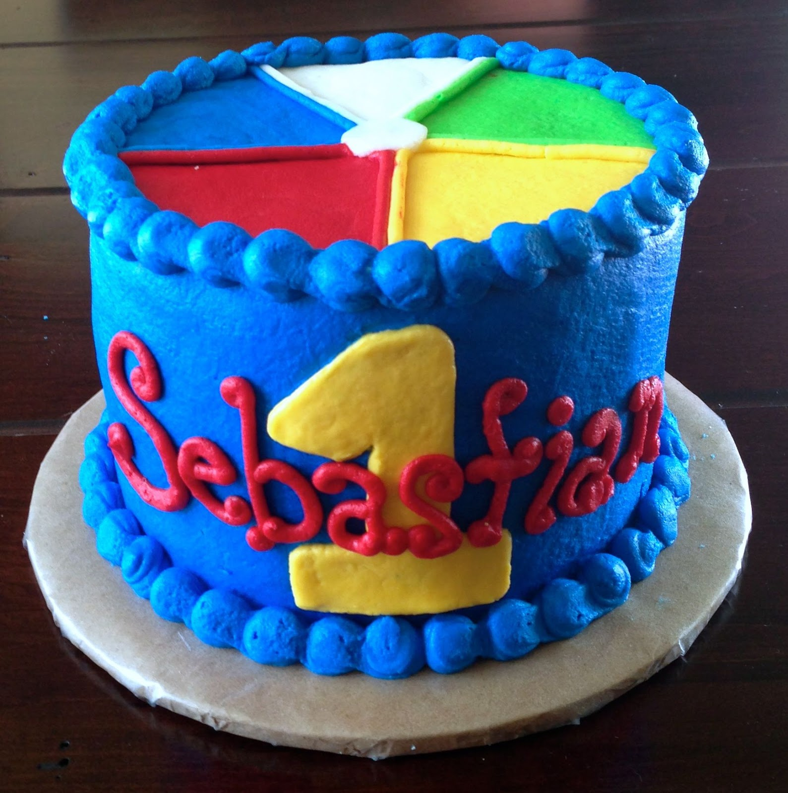 St Birthday Cake Smash Ideas Beach