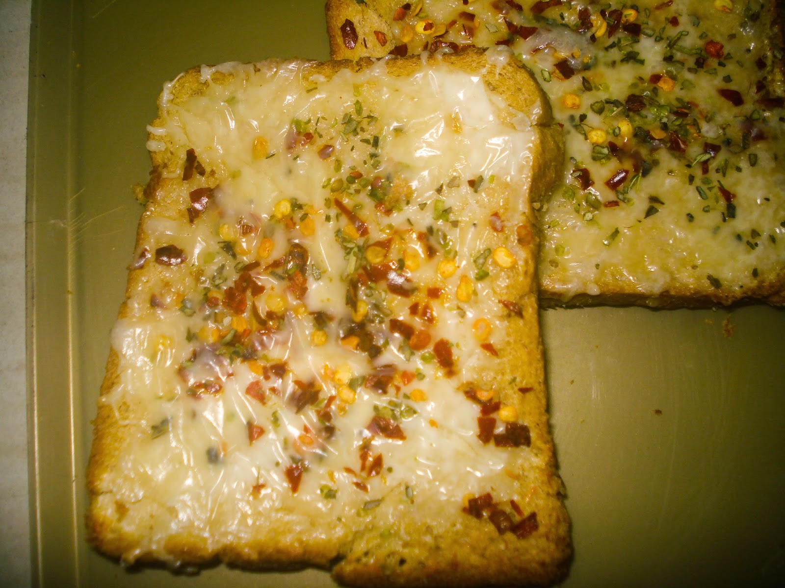 Garlic Chili Cheese Bread is a quick and easy dish. It is one of my ...