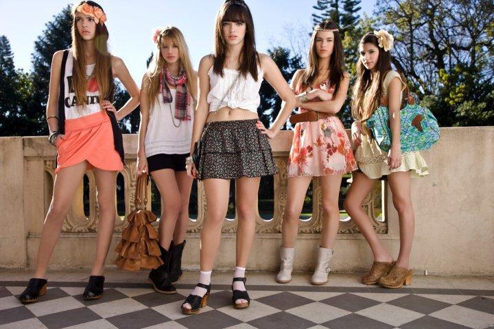 Moda y estilo juvenil ropa para jovenes moda y estilo de for Diseno de ropa
