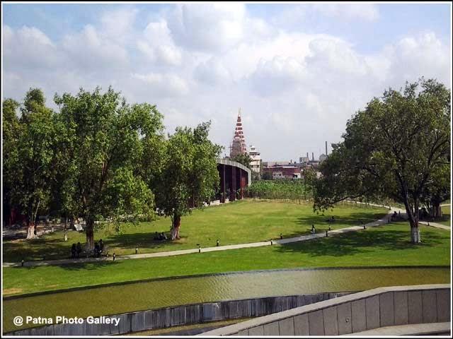 Mahavir Mandir Patna view