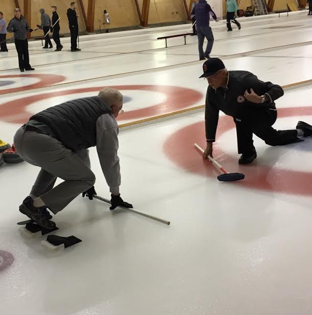 Thorleys Northern Exposure Curling Is Harder Than It Looks On Tv