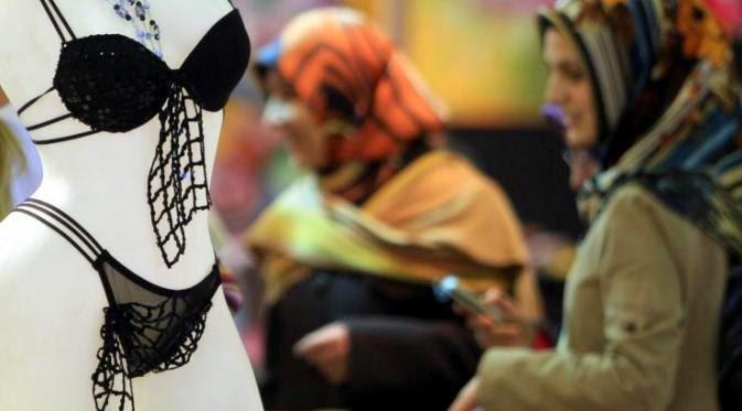 Halal Sex Shop di Mekkah