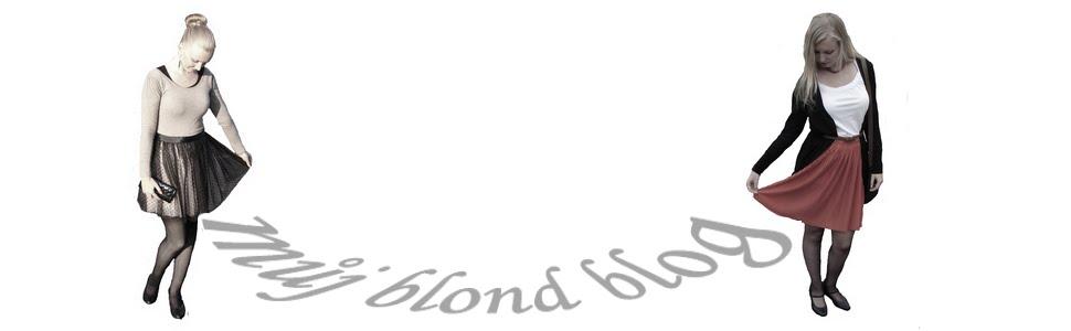 Můj blond blog