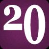 20 Badge