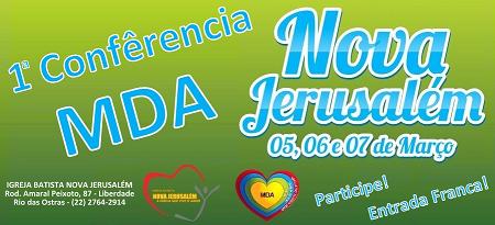 MDA - NOVA JERUSALÉM