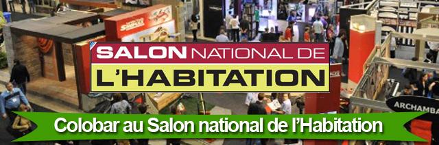 Colobar peinture et d coration mars 2012 for Salon de l habitation montreal