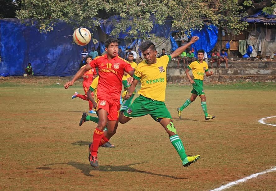 Pune FC U-19 win against Kenkre FC