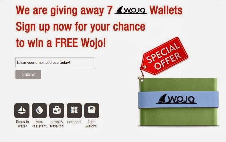 Buy One Get One Wojo Wallet