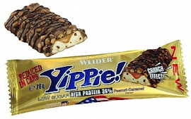Weider Yippie Protein Bar