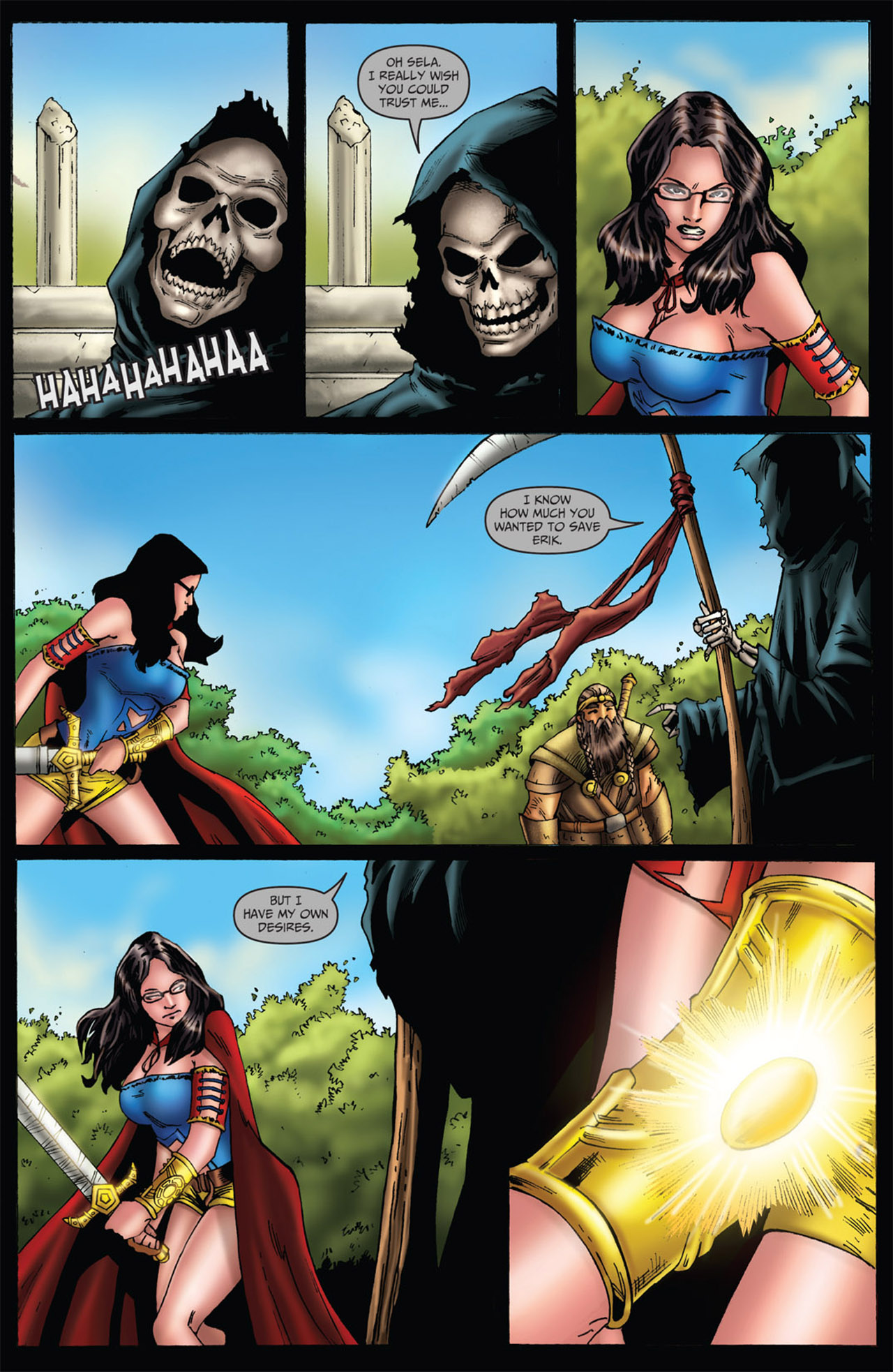 Grimm Fairy Tales (2005) Issue #56 #59 - English 18