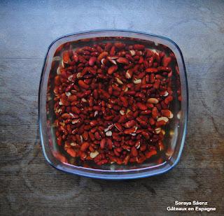 legumes secs haricots trempage cuisson recette chorizo
