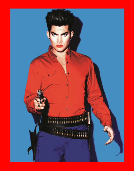 Adam Lambert voted 'Most Eligible Bachelor' by OUT Magazine