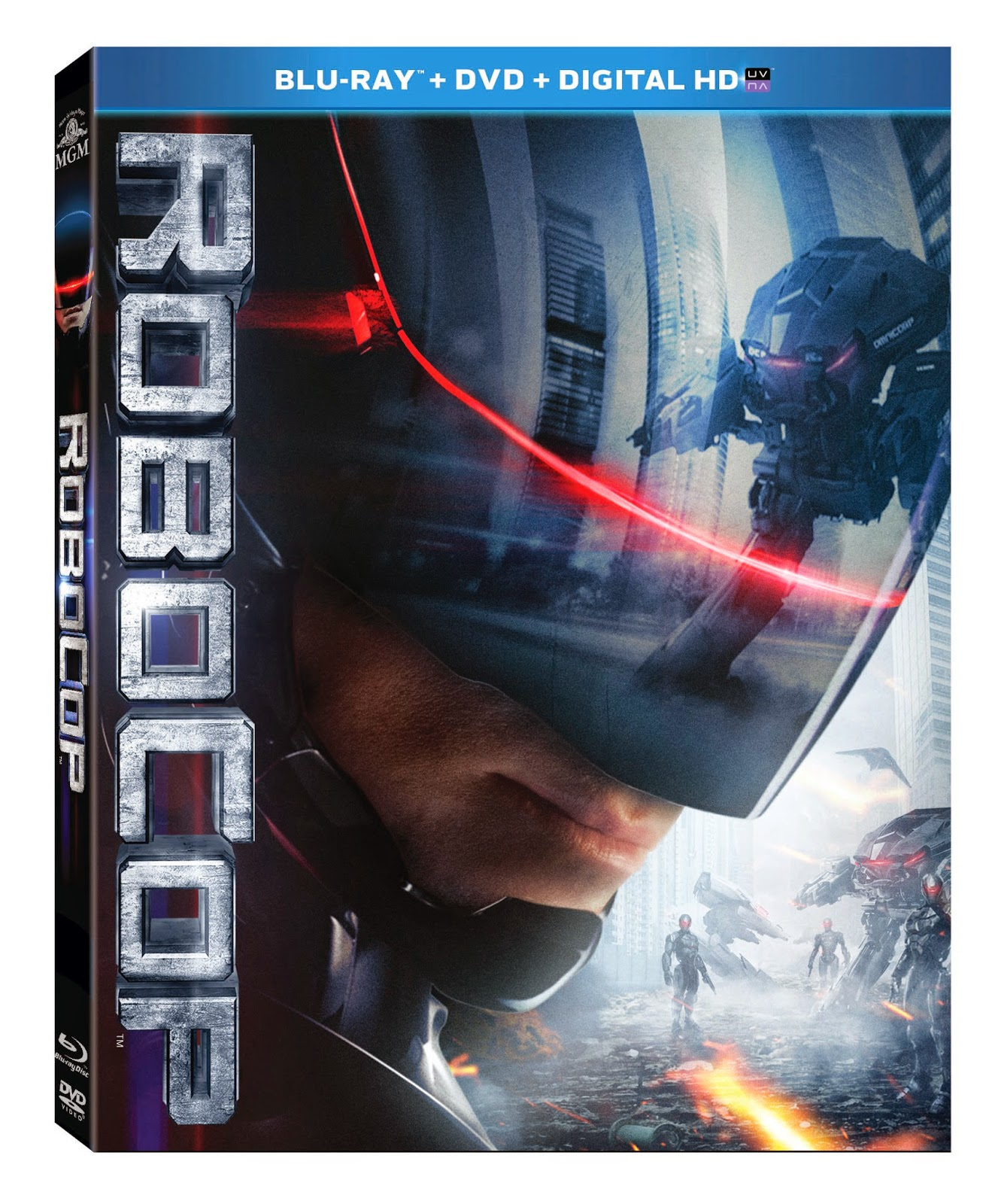 MnC Reviews: ROBOCOP Blu-ray DVD Combo Giveaway