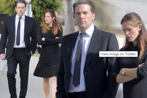 Jennifer Garner finds a new man as Ben Affleck dates Sienna Miller 1