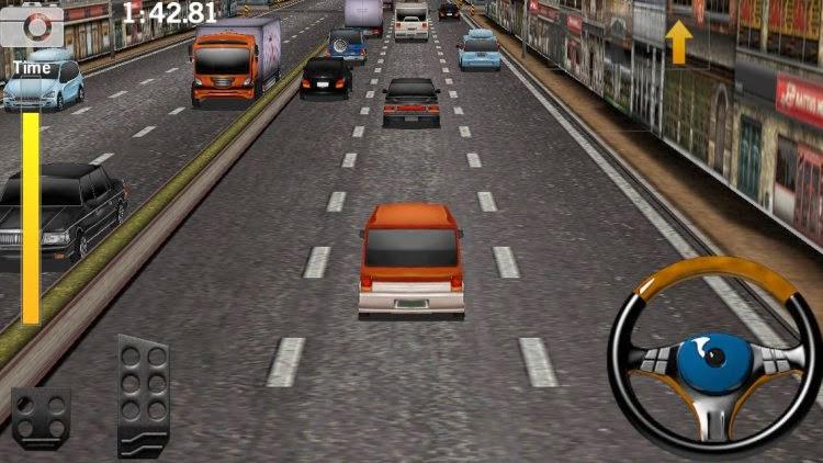 صورة من لعبة دكتور القيادة Dr. Driving