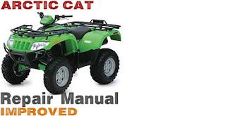 atv service repair shop manuals online 2007 arctic cat 400 500 650