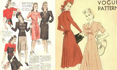 1940s Inspired