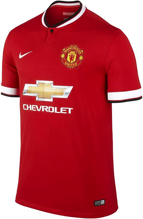 7bdb3b471b Nike apresenta as novas camisas do Manchester United - Show de Camisas