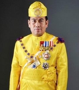 Pemangku Raja Kelantan.