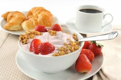 sarapan sehat cepat saji