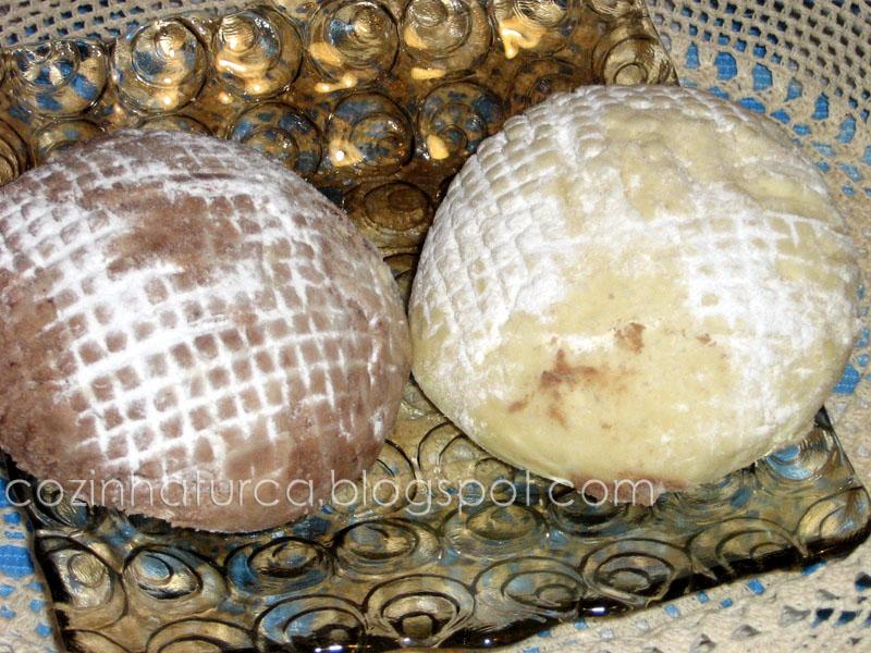 Biscoitos de Farinha (Un Kurabiyesi)