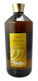 Aceite de masaje aromático para aliviar la pesadez de piernas Nirvana Spa