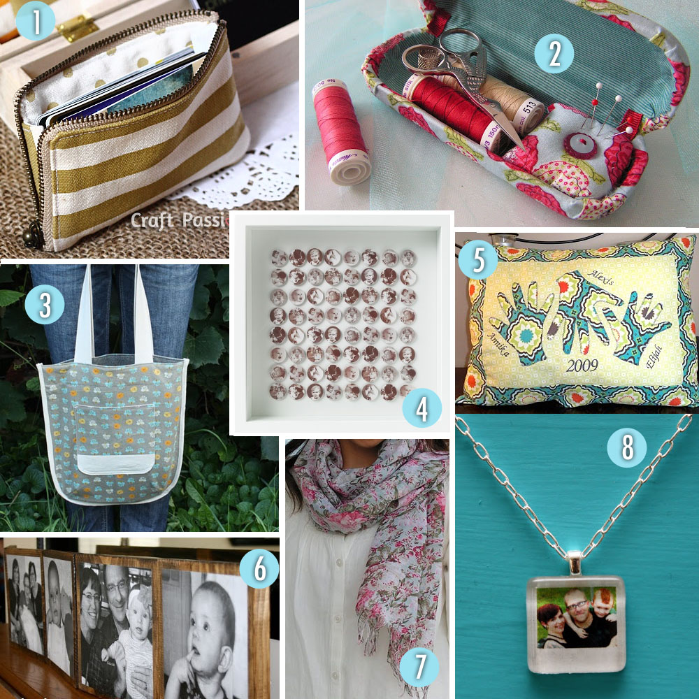 Christmas Ideas For Women Part - 45: DIY Christmas Gift Guide For Women - 2012