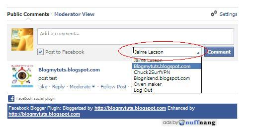 Facebook Comment Box Moderation Guide - blogmytuts