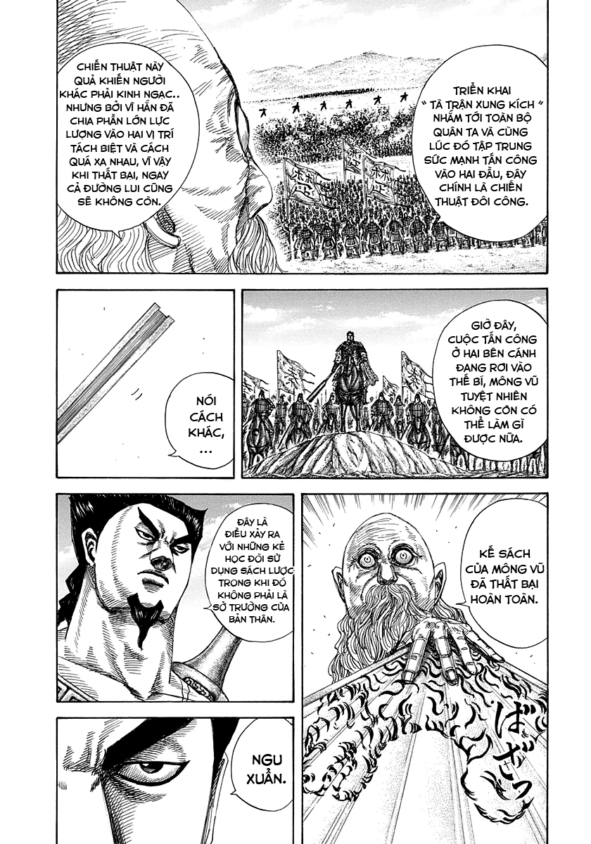 Kingdom – Vương Giả Thiên Hạ (Tổng Hợp) chap 309 page 6 - IZTruyenTranh.com
