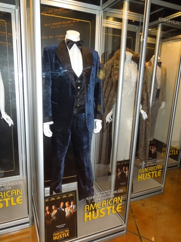 Christian Bale Irving Rosenfeld American Hustle costume