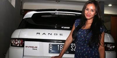Range Rover Evoque - Shinta Bachir