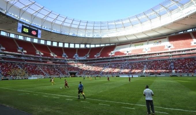 Stadion Estadio Nacional Mane Garrincha 3