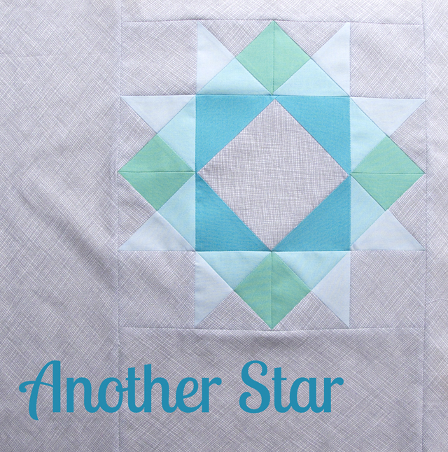 Star Block of the Month from The Village Haberdashery