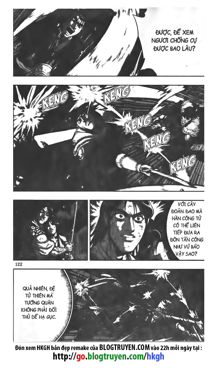 Hiệp Khách Giang Hồ chap 345 Trang 13 - Mangak.info