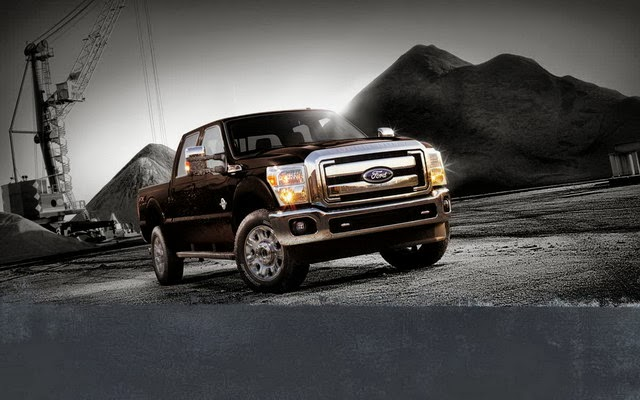 Ford Installs 500,000th 6.7-Liter V8 Turbocharged Diesel Engine