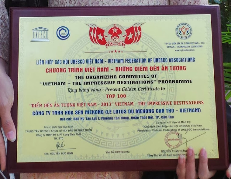 Golden de L' UNESCO