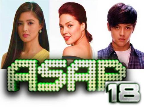 Daniel Padilla, Kim Chiu and KC Concepcion Celebrate Birthday on 'ASAP 18' this April 21